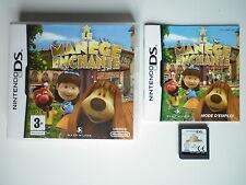 Le Manège Enchanté Jeu Vidéo Nintendo DS