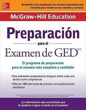 Preparación para el Examen de GED by McGraw-Hill Education Editors (2015,...