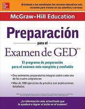 Preparación para el Examen de GED by McGraw-Hill Education Editors (2015,...