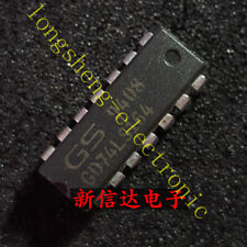 5PCS SN74LS243N Encapsulation:DIP16,