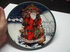 Royal Norfolk Collector's Saint Nicholas Decorative Plate Gorgeous Colors