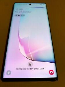Samsung Galaxy Note 10 Plus 256GB Dual Sim Black Factory Unlocked