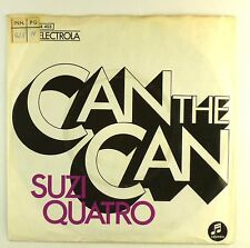 """7"""" Single - Suzi Quatro - Can The Can - S1513 - washed & cleaned"""