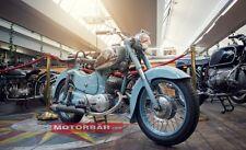 Puch 125 SV Oldtimer Motorrad 1955 Österreichischer Klassiker mit Papiere