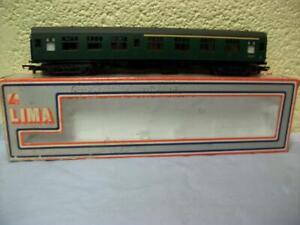 Mk I Corridor Composite S33472 SR Green Lima No 305314 '00' Boxed, Looks Unused!
