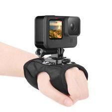 For Gopro Hero9 Sport Camera Adjustable Wrist Strap 360° Rotation Hand Band New