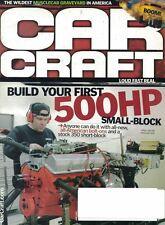 Car Craft Magazine June 2006 The Wildest Muscle Car Graveyard in America