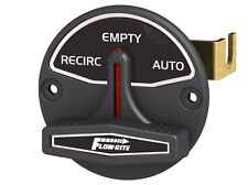 Flow-Rite Valve Actuator 3-Position - Auto/Recirc/Empty - MPC-1-03-100