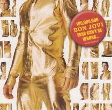 Bon Jovi - 100,000,000 Bon Jovi Fans Can't Be Wrong (Promo Sampler) #3435 (2004,