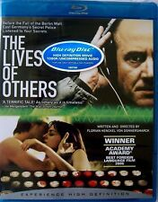 The Lives of Others (Blu-ray Disc, 2007)  Martina Gedeck, Ulrich Muhe