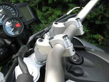 """BMW F700GS Handlebar Riser 2"""" up and back included brake adapter"""
