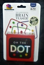 Brainwright ON THE DOT Brain Teaser Puzzle Game NEW