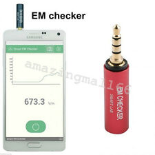 Smart EM Checker electromagnetic wave detector tester for iPhone Android HOT USA