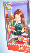 BARBIE SHELLY CLUB  KERSTIE HOLIDAY  MATTEL B1346
