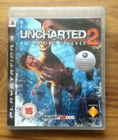 Uncharted 2: Among Thieves (Sony PlayStation 3, 2009).Free UK Postage
