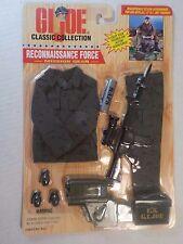 "GI JOE 12"" 1/6 Classic Collection RECONNAISSANCE FORCE Mission gear Set NEW MOC"