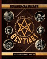 Men of Letters Bestiary : Winchester Family Edition, Hardcover by Waggoner, T...
