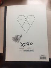 Exo Xoxo Wolf Official Album Korean Ver Smtown K-POP