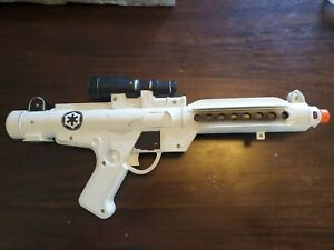 Star Wars Stormtrooper Blaster Gun Rifle Electronic 1996 Lucasfilm Ltd WORKS!
