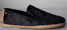 $$120  Women's UGG Australia Sandrinne Calf Hair Scales Shoes  Black Size: 7