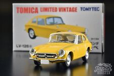 [TOMICA LIMITED VINTAGE LV-125e 1/64] HONDA S800 COUPE (Yellow)