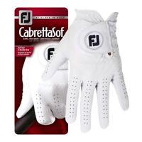 FootJoy CabrettaSof Golf Glove - Size Options