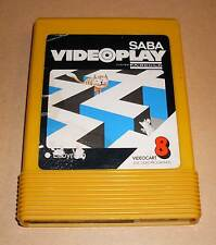 Saba VIDEOPLAY videocart 8-labirinto (labirynt Iabirinti) giallo gioco Modulo