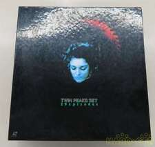 Laserdisc Twin Peaks 29episodes Complete Box David Lynch From Japan