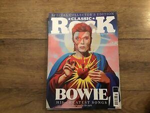 David bowie classic rock David Bowie feature