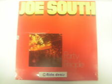 party people LP JOE SOUTH 1981 ACCORD (Brand new sealed)