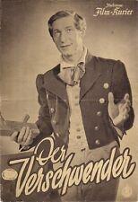 IFK Nr. 1457 Der Verschwender (Josef Meinrad) grau