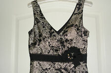Max and Cleo Elegant Formal Dress NEW Size 8 Retail $168
