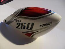 Canopy cappa T-REX 250 KDS 250 hk-250 Fusuno AEROGRAFO