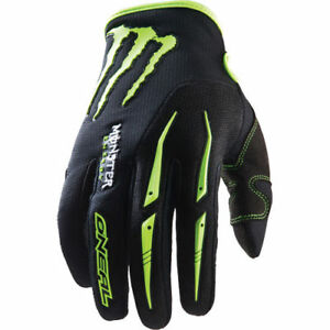 Youth Oneal Ricky Dietrich protective racing gloves dirt bike ATV cycling