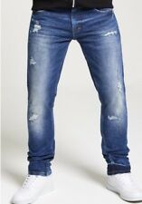 New Mens DML Nemesis Ripped Jeans Size W28 L32 £19.99 or best Offer RRP £44