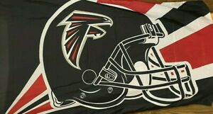 Atlanta Falcons HELMET DESIGN 3 x 5 FLAG ! FAST SHIPPING !