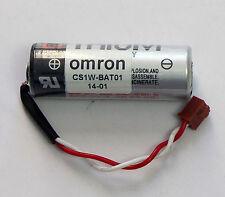 NEW Toshiba ER17500V 3.6V for CS1W-BAT01 Omron PLC Battery