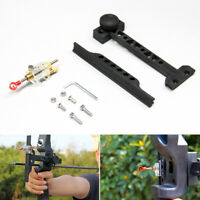 Adjustable Beginner Accessory Hunting Shooting Archery Recurve Bow Sights Arrow