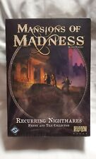 MANSIONS OF MADNESS SECOND EDITION RECURRING NIGHTMARES SEALED UNPLAYED