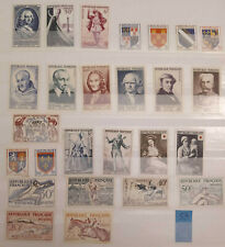 TIMBRE FRANCE NEUF ANNEE 1953 SS CHARNIERE ( MOINS 942 & 944)