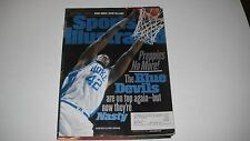 Elton Brand & Duke - 2/22/1999 -Sports illustrated