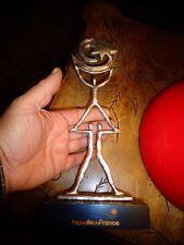 Ancien Trophée Sportif  Région ile de France Pyramide d'Acrobates Soleil Kovacs