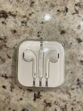 Apple Wired Earphones Compatible With Model Iphones 6s,6,5s,5 3.5MM New