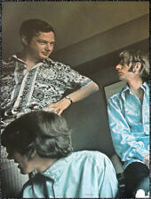 THE BEATLES POSTER PAGE . 1966 BRIAN EPSTEIN & RINGO STARR . R7