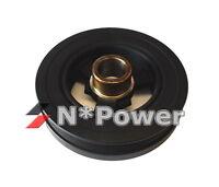 POWERBOND HARMONIC BALANCER FOR FORD FALCON XR6 Turbo FG Ute 5.08-11.14 4.0L