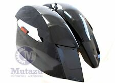 Mutazu Black Hard Saddlebags for 2010-2016 Victory Cross Country Cross Roads