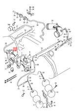 Genuine Repair kit for adjuster AUDI VW Audi A6 Avant S6 quattro 077198327A