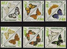 Surinam / Suriname 1994 Vlinder butterfly schmetterling papillon triangle MNH