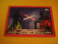 Topps Star Wars Trading Cards Darth Vader