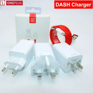 Original ONEPLUS Dash/Warp charger Fast charging adapter for One plus 7t 6t 5T 5